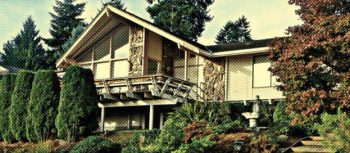 Mid Century Modern Home Seattle