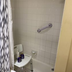 Hall Bath Before 1