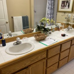 Hall Bath Before 2